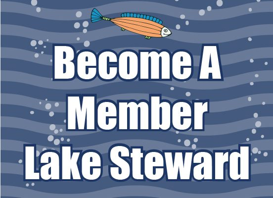 Become a Member Lake Steward